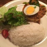 吉祥寺のカレー食堂「リトルスパイス」でホットなキーマカレー