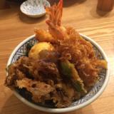 「日本橋天丼 金子屋」吉祥寺店で「梅」天丼をいただきました