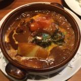 「キッチン ククゥ」でお肉タップリのシチューランチと楽しいカエルのデザート(吉祥寺ランチ)