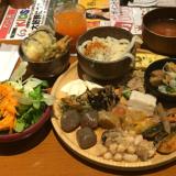 自然派バイキング「わらべ」吉祥寺店で野菜たっぷりの満腹ランチ ...閉店