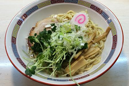 中華料理「宝華」の「宝ソバ」は東小金井名物の油ソバ