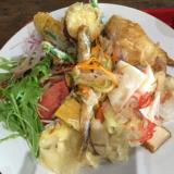 吉祥寺ハモニカ横丁「ミュンヘン」のランチバイキングは野菜たっぷりの「健康ご飯」 …メニュー変更