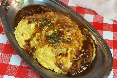 ナポリタン専門店「スパゲッティーのパンチョ」吉祥寺店限定の「オムナポ」でお腹いっぱい