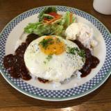 吉祥寺の中道通り「ラ・クール・カフェ(La cour cafe)」で平日限定の特別ランチ