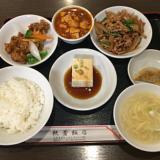 吉祥寺「軼菁飯店(いじんはんてん)」の日替定食3と平日ランチタイムの麻婆豆腐で中華を楽しむ