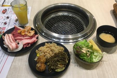 焼肉・寿司・スイーツが食べ放題の「すたみな太郎 NEXT 吉祥寺店」で予想通りの食べ過ぎランチ