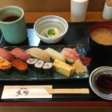 吉祥寺「旬の味 魚吟」に寿司屋の表示はないけど「ランチ特上にぎり」がとてもおいしくて大満足