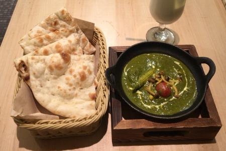 2019年最初の「吉祥寺ランチ」は東急百貨店のインド料理「マハラジャ」でクリーミーチキンカレー …閉店