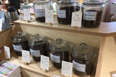フードに合ったコーヒーを提案する「COFFEE STYLE UCC アトレ吉祥寺」 でカヌレセットをいただく
