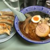 吉祥寺ハモニカ横丁の「餃子みんみん」でも「餃子」と「中華そば」のコラボを楽しむ