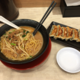 「中華食堂一番館 吉祥寺北口駅前店」なら「野菜たっぷり味噌らぁ麺」と「焼き餃子」で税込 700円!