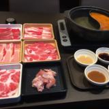 寒さと空腹で「しゃぶ葉 吉祥寺店」の「イベリコ豚&国産牛の食べ放題コース」をガッツリいただく