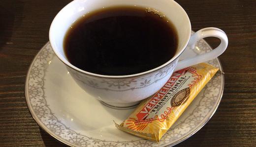 「井の頭通り」の自家焙煎店「MALVAROSA(マルバローザ珈琲商会)」で「オススメコーヒー」を味わう