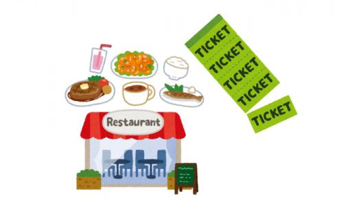行きつけの飲食店の支援で「前払い回数券」アプリはどうかな?「ぐるなびx楽天」ならできるかも。