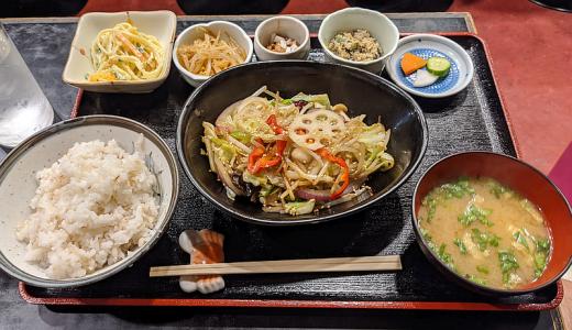 「コペ」で 5年ぶりの「吉祥寺ランチ」。主な定食が 750円のまま、いつもの「おふくろの味」に感謝!