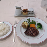 「葡萄屋」が 7月に閉店と聞いて「吉祥寺ランチ」で「和牛フィレステーキ」をしっかり味わってきました ...閉店