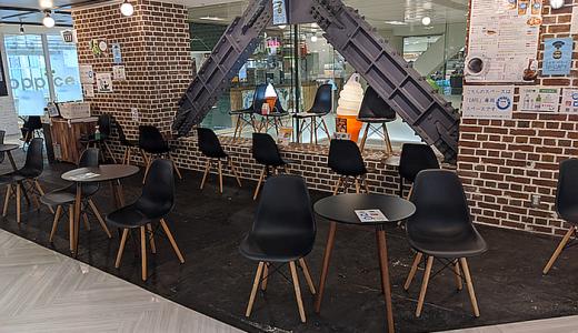 コピス吉祥寺 2F にあるコロナ対策もバッチリなカフェ「CAPE(カペ)」でコーヒーブレイク