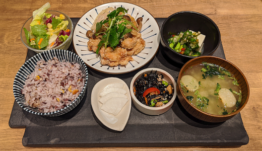 吉祥寺パルコ 7階「kawara CAFE&KITCHEN」は充実した定食をおいしく安心して楽しめる