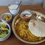 吉祥寺 中道通り「Surya Sajilo(スーリヤ サジロ)」でのランチは「ビリヤニセット」もおいしい