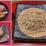 吉祥寺サンロードを抜けてすぐ「TSUMUGU 」の「冷たい十割蕎麦のつむぐ御膳」で吉祥寺ランチ
