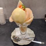 末広通りにオープンした「吉祥寺Berry coco(ベリーココ)」で果肉あふれる「ももパフェ」を堪能