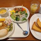「リッチモンドホテル東京武蔵野」の GoToトラベルでのお泊りは「シズラー」朝食ビュッフェ付きがお得?