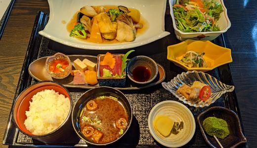 和食ダイニング「金の猿(きんのさる)」が閉店と知って「ぜいたくご膳」「刺身ご膳」で吉祥寺ランチ