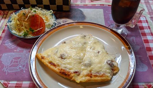 「トニーズピザ(TONY's PIZZA)」のチーズたっぷり「ミックスピザ」で吉祥寺ランチを堪能