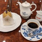 「アトレ吉祥寺」地下にオープンの「カフェド銀座みゆき館」で噂の「和栗のモンブラン」を味わう