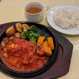 東急百貨店 吉祥寺店 9階の洋食屋さん「キッチンクルミ」でランチタイム限定スペシャルメニュー+デザートを堪能