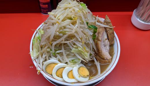 ヨドバシ裏「ベルロード」沿い「ハナイロモ麺 吉祥寺本店」は「小ラーメン」でもお腹いっぱい