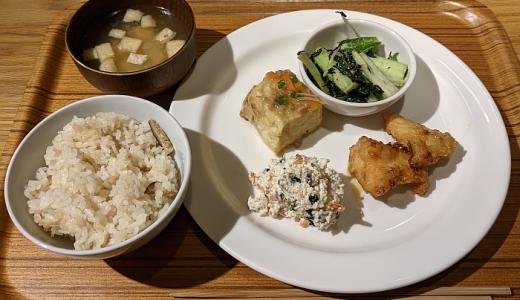 「無印良品」運営「Café&Meal MUJI 丸井吉祥寺」でバランス抜群「選べるデリセット」をいただく
